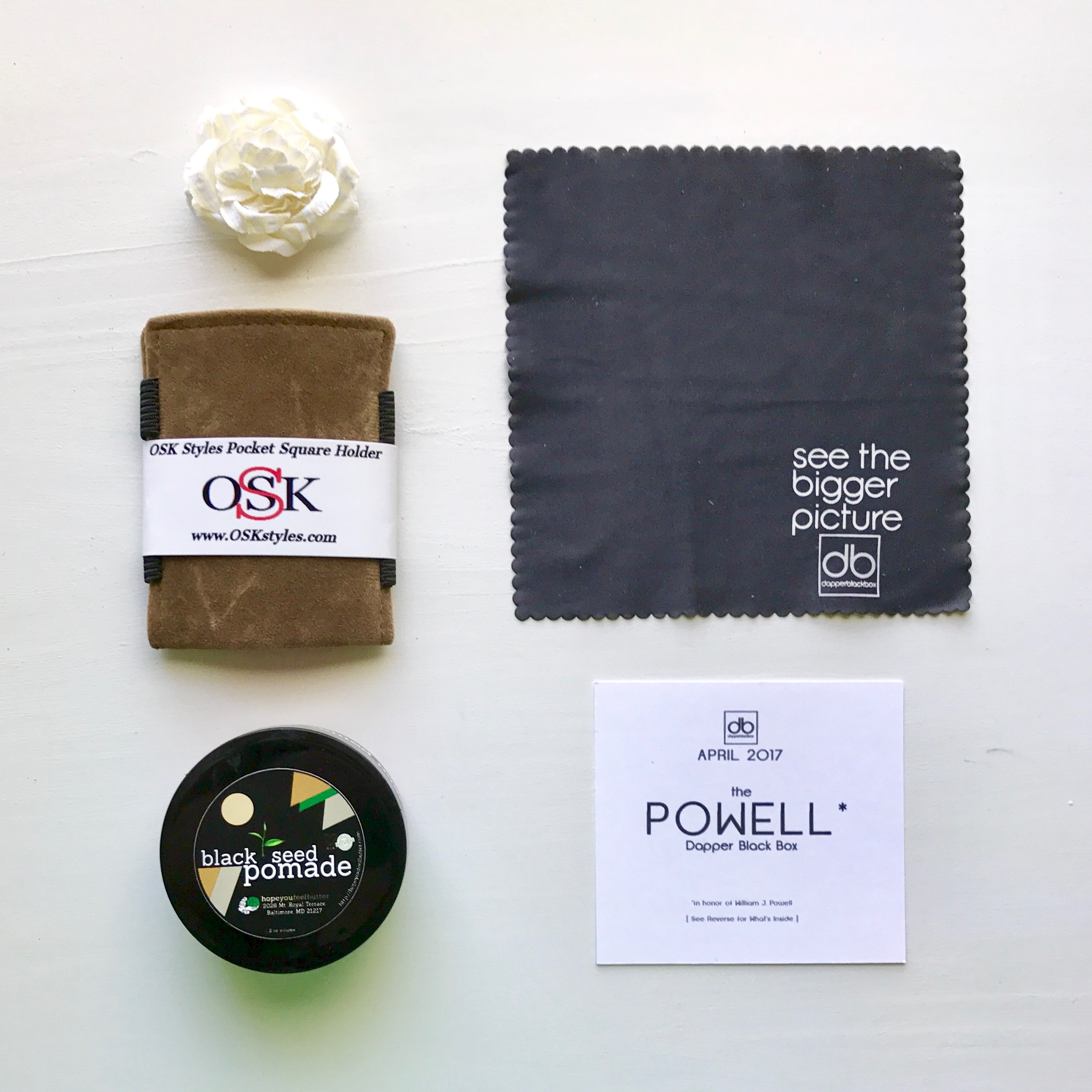 The Powell DBB
