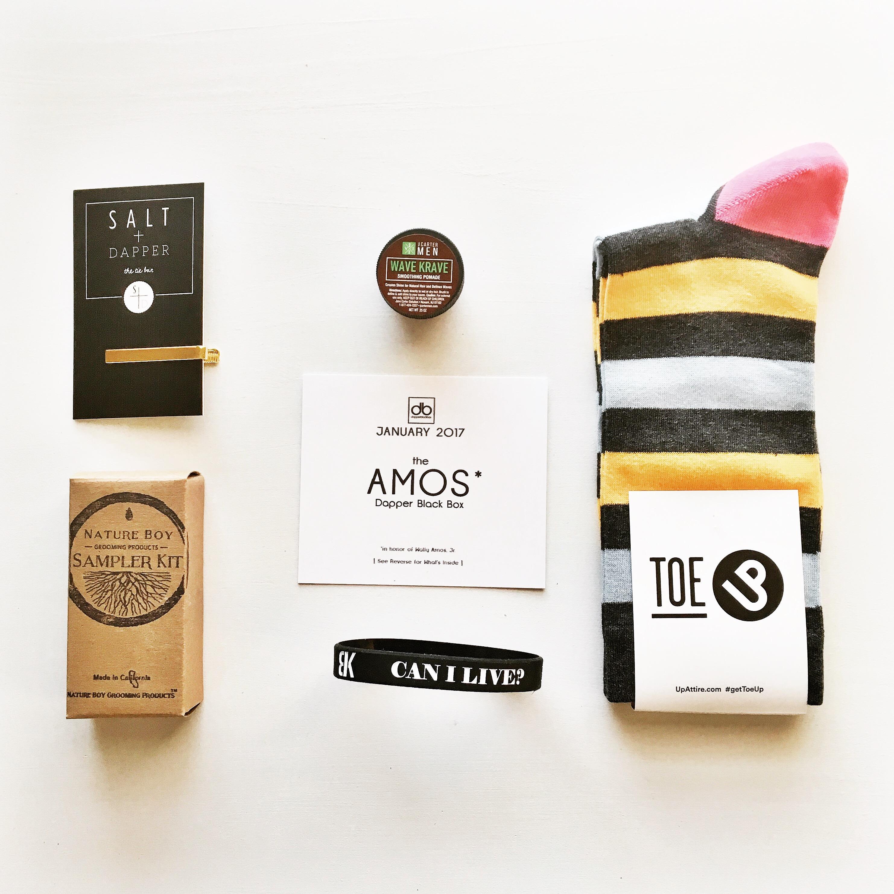 The Amos Box